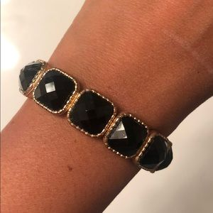 Good and black bracelet
